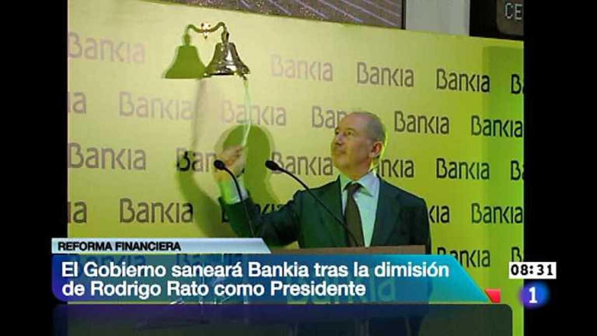 Telediario - 8.30 horas - 08/05/12 - Ver ahora