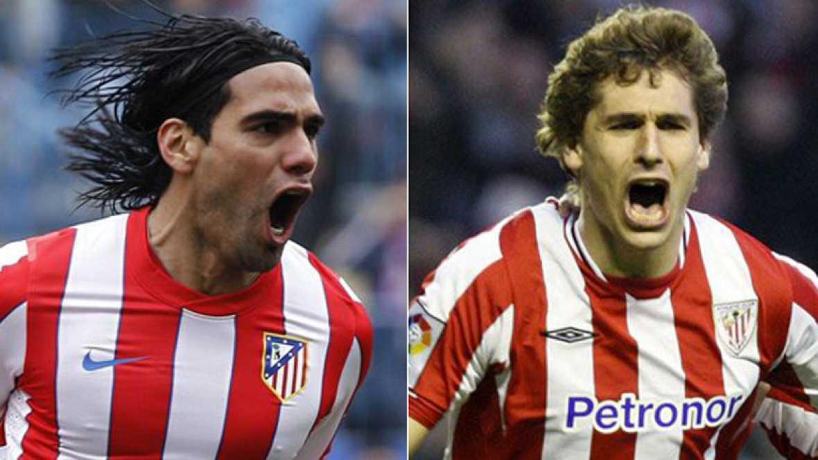 Falcao vs Llorente: duelo de goleadores en Europa League