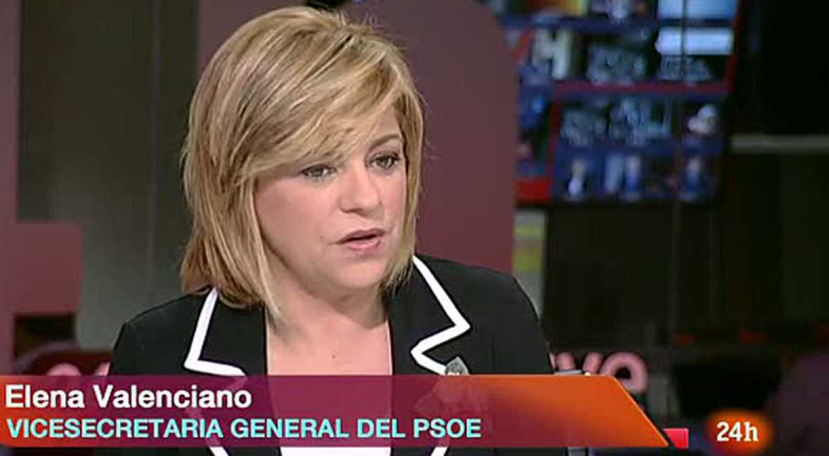 Elena valenciano asegura que el rescate de bankia es una for Bankia oficina internet entrar directo