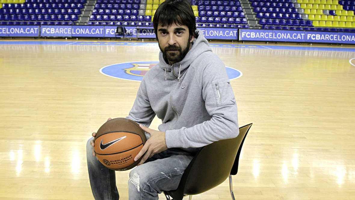 """El jugador del Barcelona Regal Juan Carlos Navarro ha asegurado que se han """"preparado mucho"""" para rendir bien en el primer partido de la Final 4 de Estambul, que supondrá la sexta en la carrera del jugador azulgrana."""