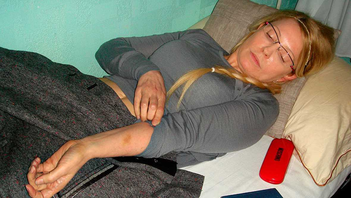 Yulia Timoshenko abandona la huelga de hambre