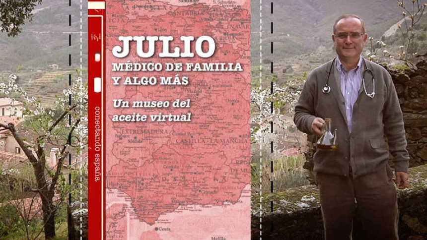 Conectando España - Robledillo: Julio