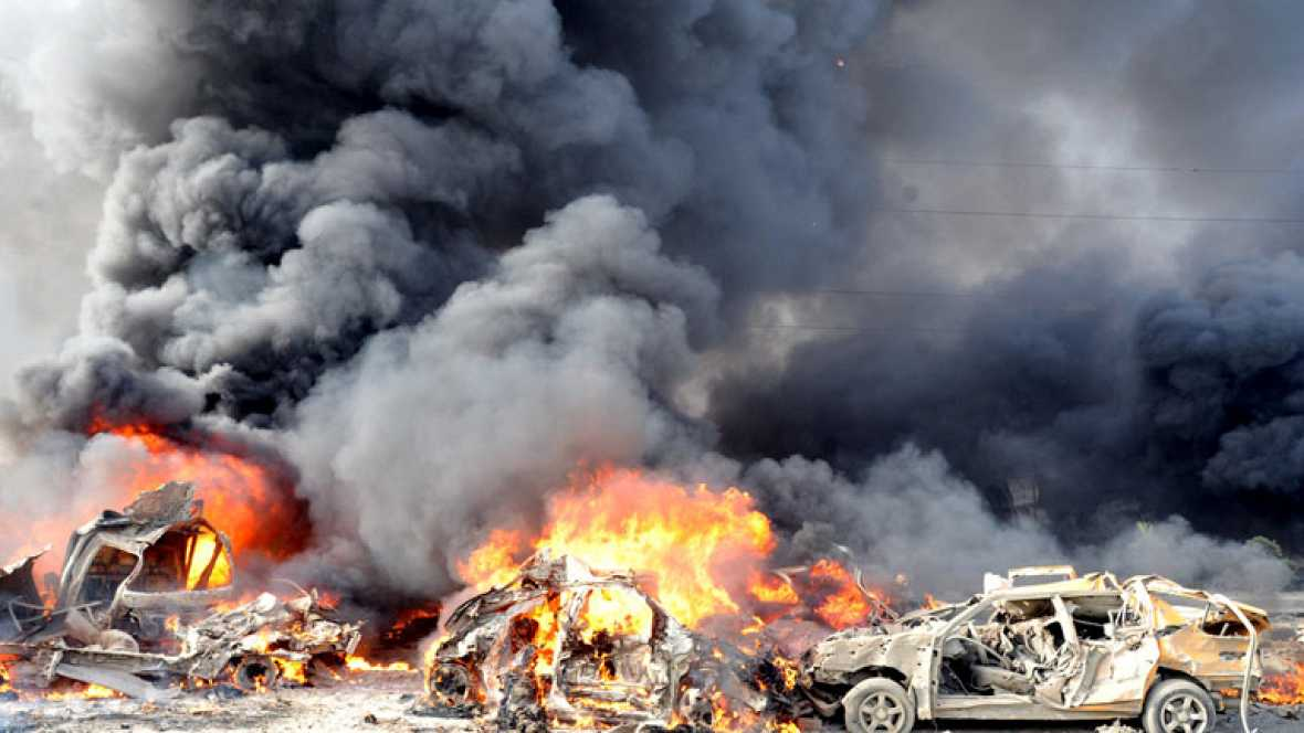 Decenas de muertos y más de un centenar de heridos en dos explosiones en Damasco