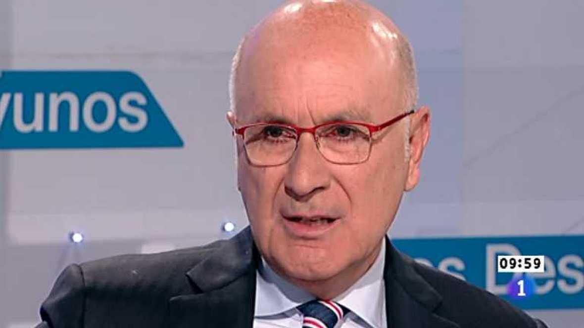 Los desayunos de TVE - Josep Antoni Duran i Lleida, portavoz de CiU en el Congreso - Ver ahora