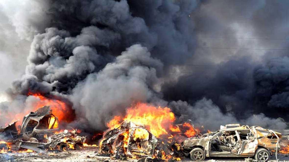 Resultado de imagen de explosiones atentados