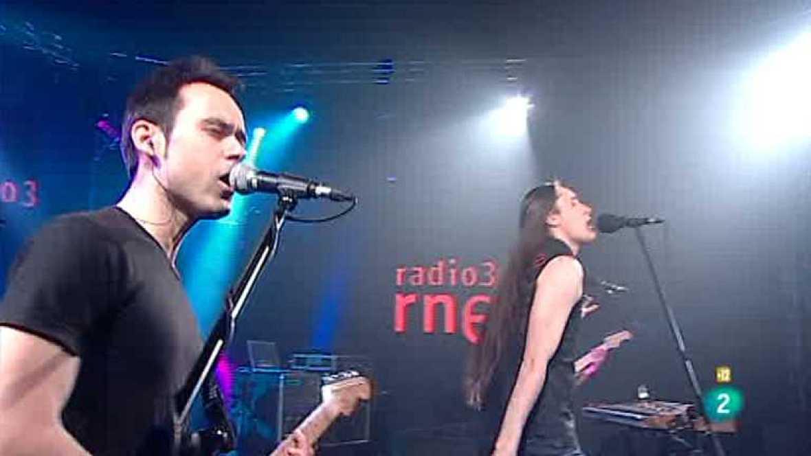Los conciertos de Radio 3 - Dardem - Ver ahora