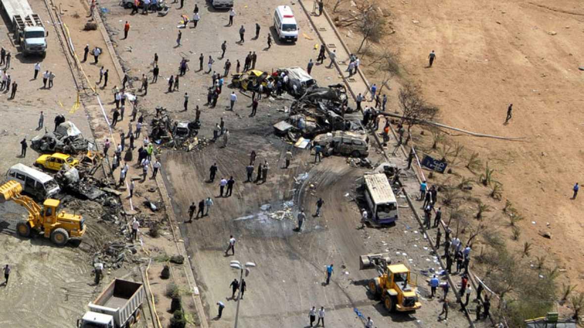 """El Consejo de Seguridad de la ONU condena los """"ataques terroristas"""" en Damasco"""