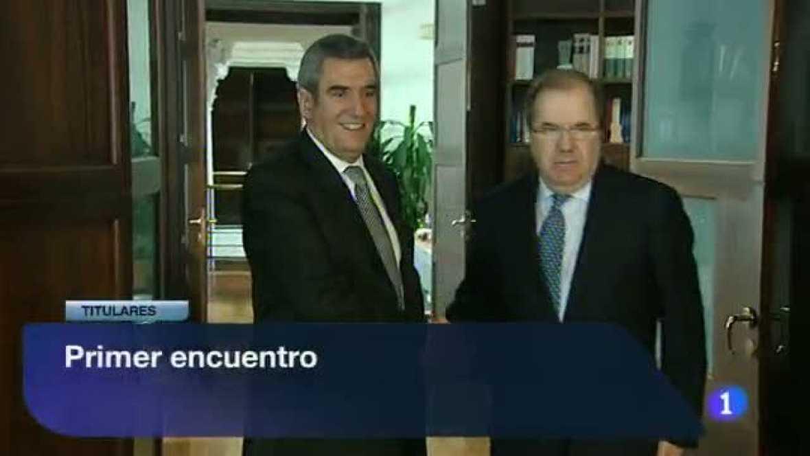 Castilla y León en dos minutos - 11/05/12