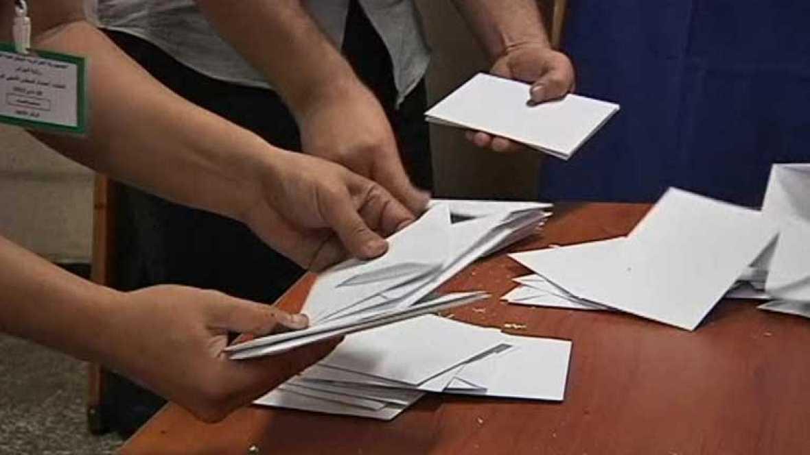 Mañana se conocerá el resultado de la elecciones en Argelia