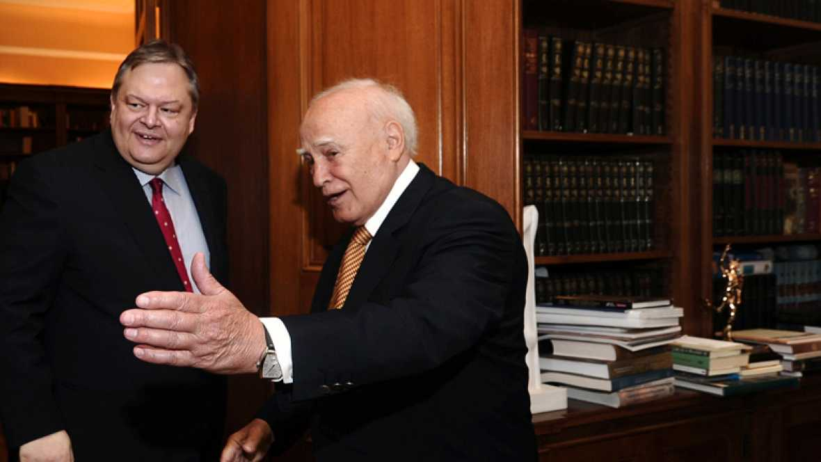 Venizelos renuncia a formar gobierno en Grecia y el presidente asume la tarea