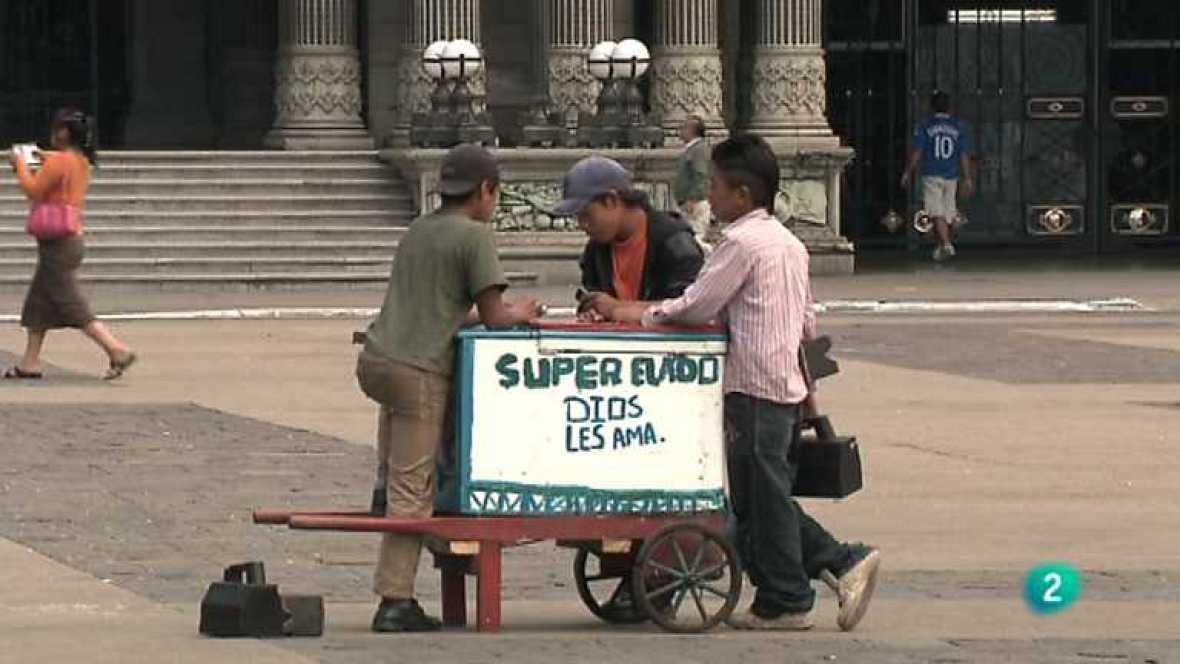 Pueblo de Dios - Guatemala, más allá de los barrancos - Ver ahora