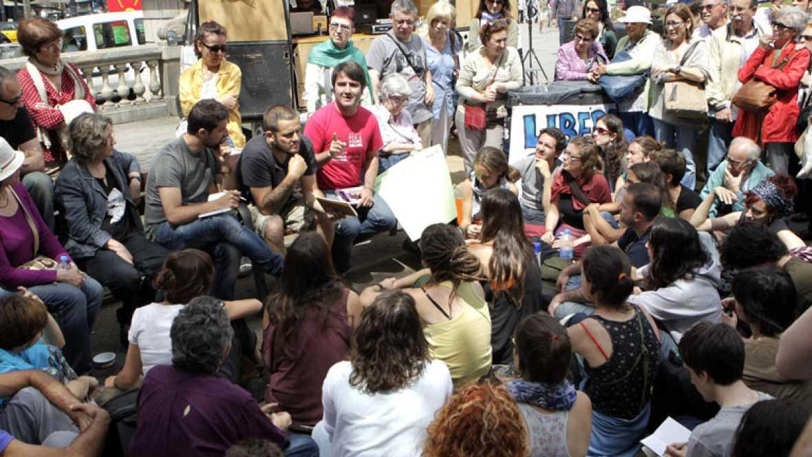 Resumen de otras concentraciones en España por el 15M