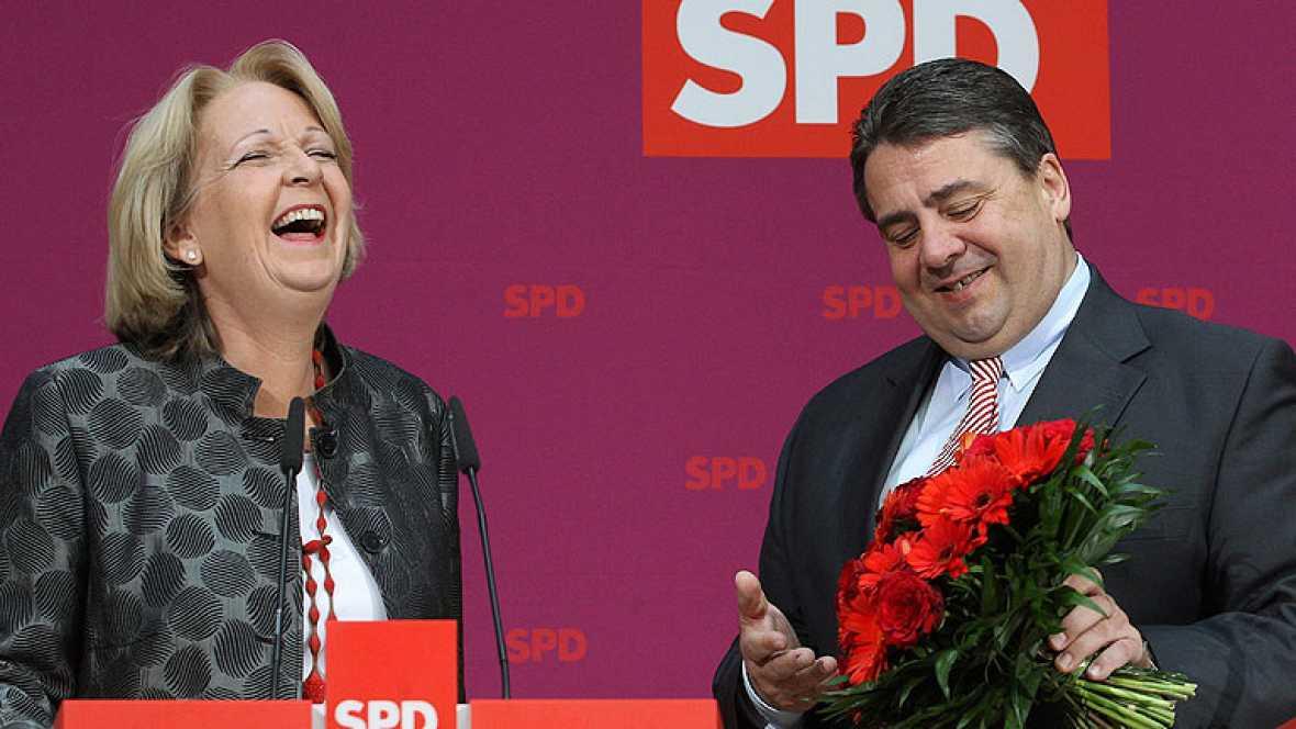 El partido de Angela Merkel pierde las elecciones de Renania