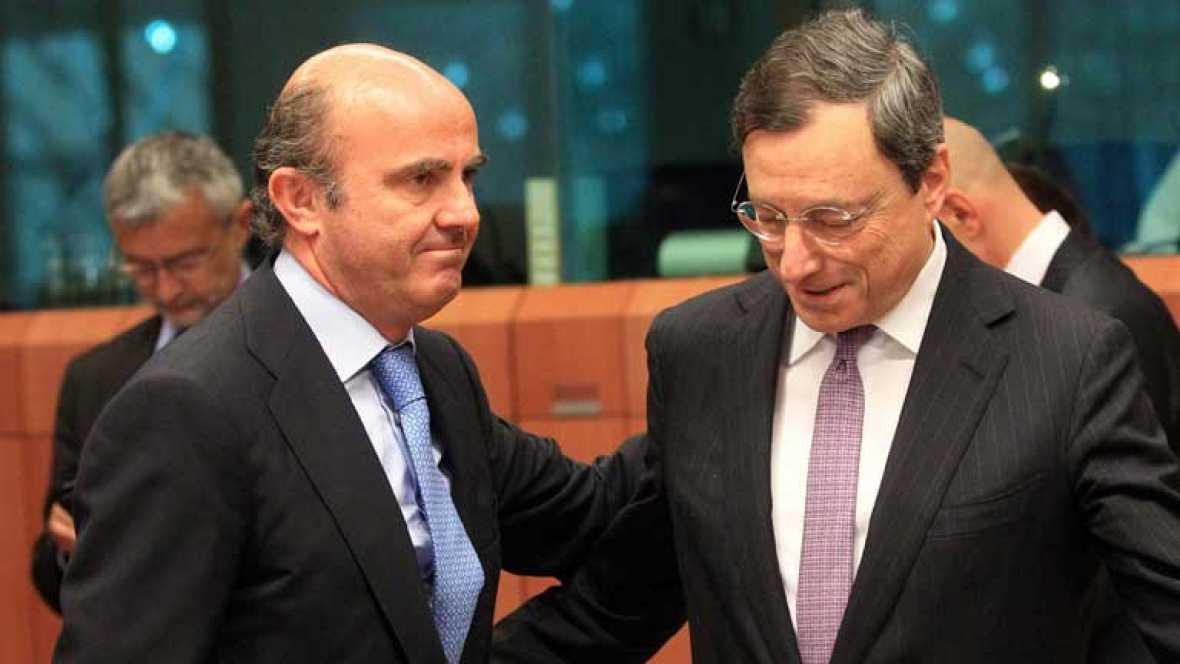 De Guindos, en el Eurogrupo