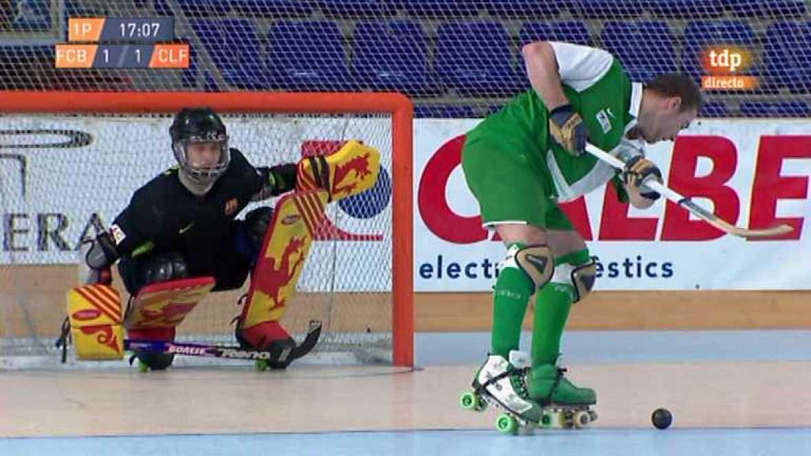 Hockey sobre patines - Liga española: FC Barcelona - CP Calafell - 14/05/12 - ver ahora