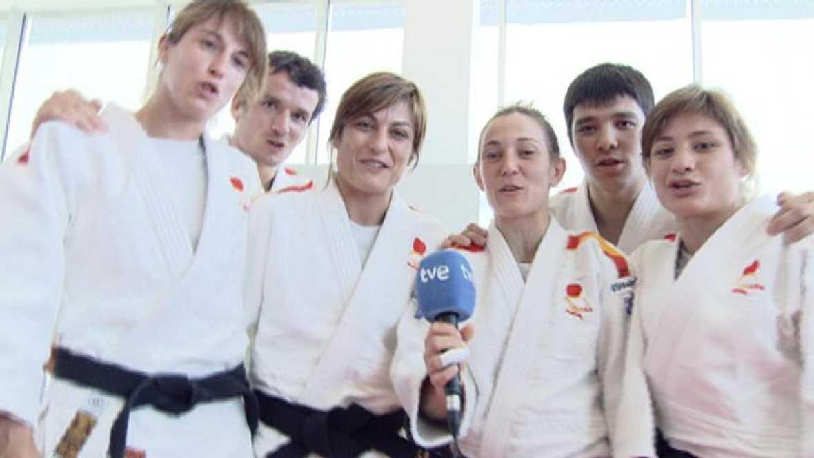 Las judokas son unas entre los 222 deportistas españoles que ya tienen plaza para los próximos Juegos Olímpicos.