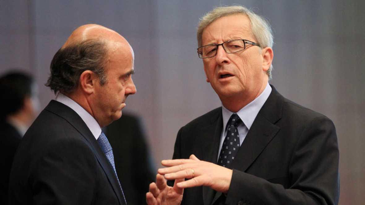 El Eurogrupo sobre la banca