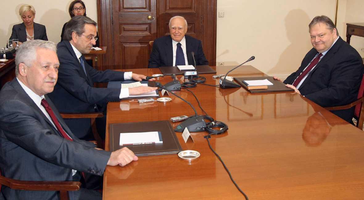 DIFÍCIL SITUACIÓN EN GRECIA PARA FORMAR GOBIERNO (MAYO 2012)