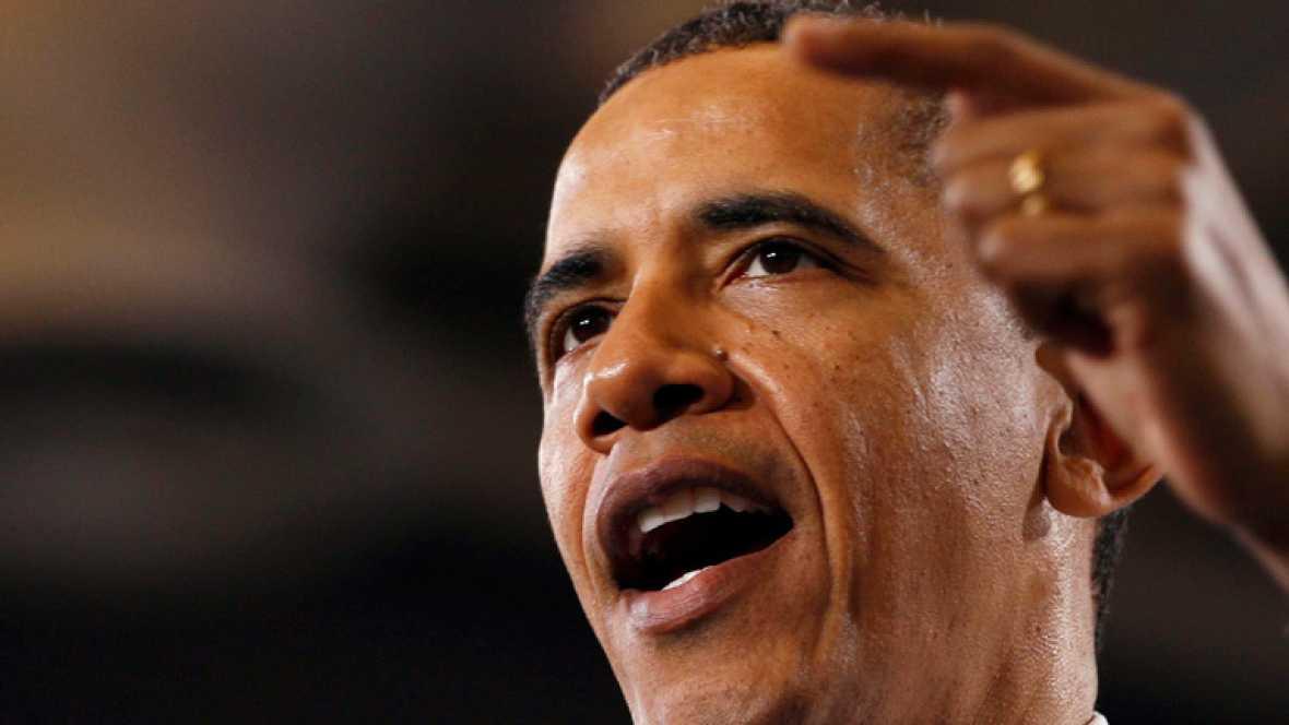 """Obama: """" El caso de JPMorgan demuestra la importancia de una reforma en Wall Street"""""""
