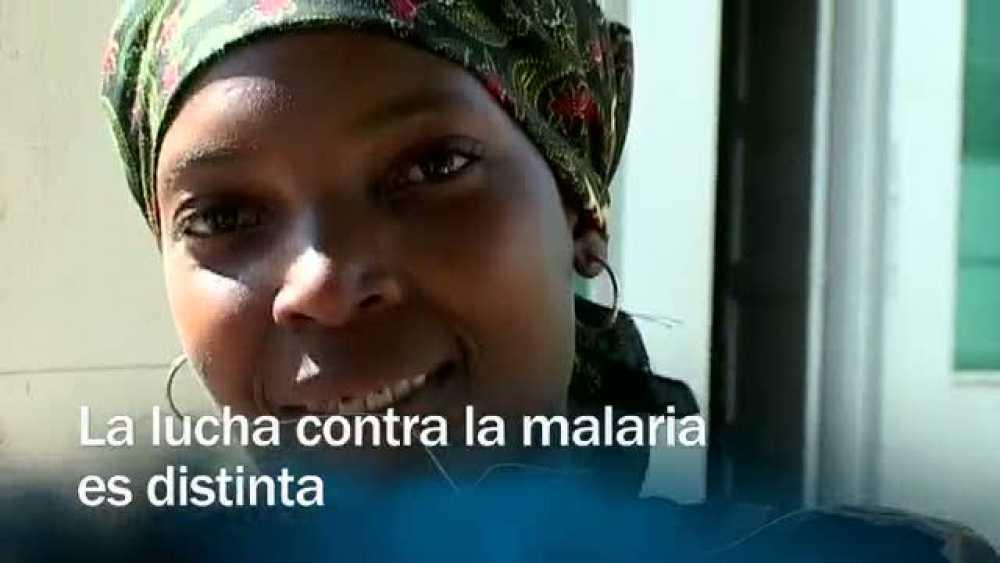 Redes - La lucha contra la malaria es distinta - presentación