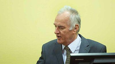 Juicio contra el general serbobosnio Ratko Mladic