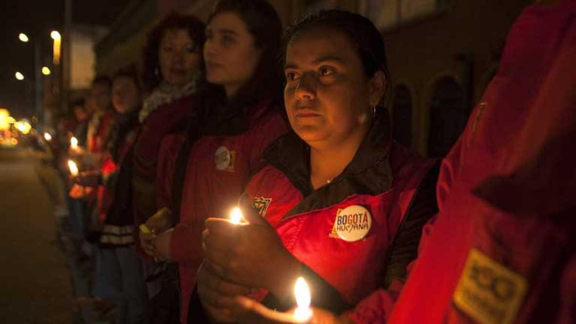 La policía apunta a las FARC en el atentado en Bogota contra el exministro del Interior, Fernando Londoño