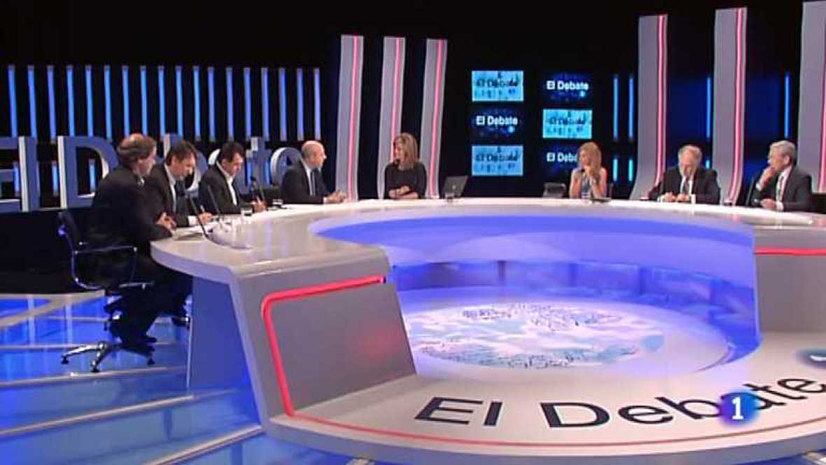 El debate de La 1 - 16/05/12 - ver ahora