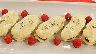 Saber Cocinar - Postres - Bizcochos de soletilla sin gluten