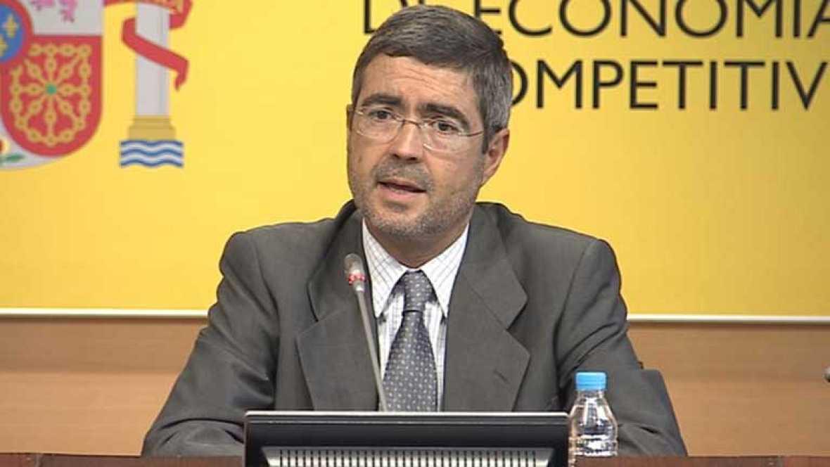 El secretario de estado de econom a trasmite un mensaje de for Bankia oficina internet entrar directo