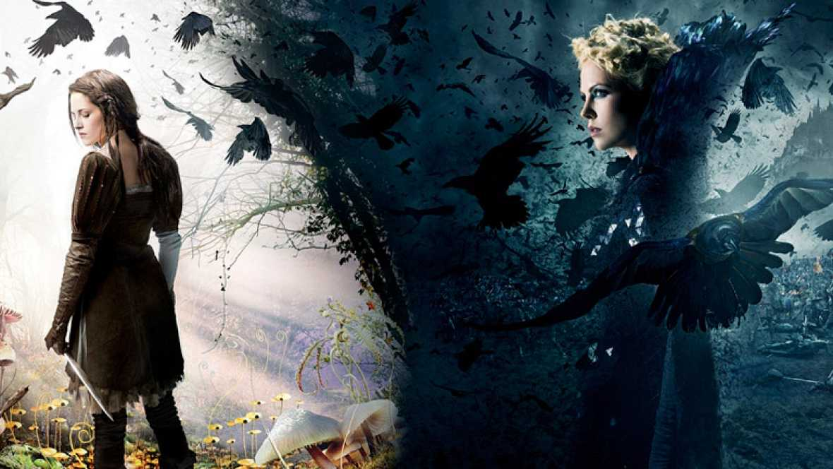 """Llega """"Blancanieves y la leyenda del cazador"""" de la mano de Charlize Theron y Kristen Stewart"""