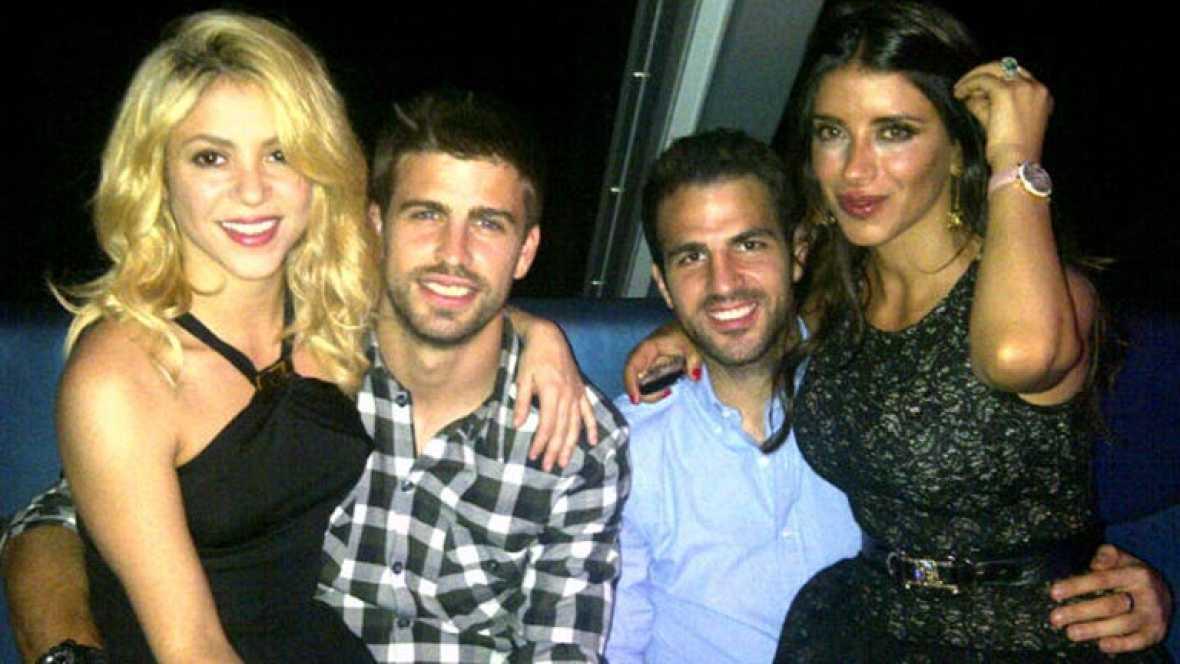Corazón - Shakira y Piqué, relación viento en popa