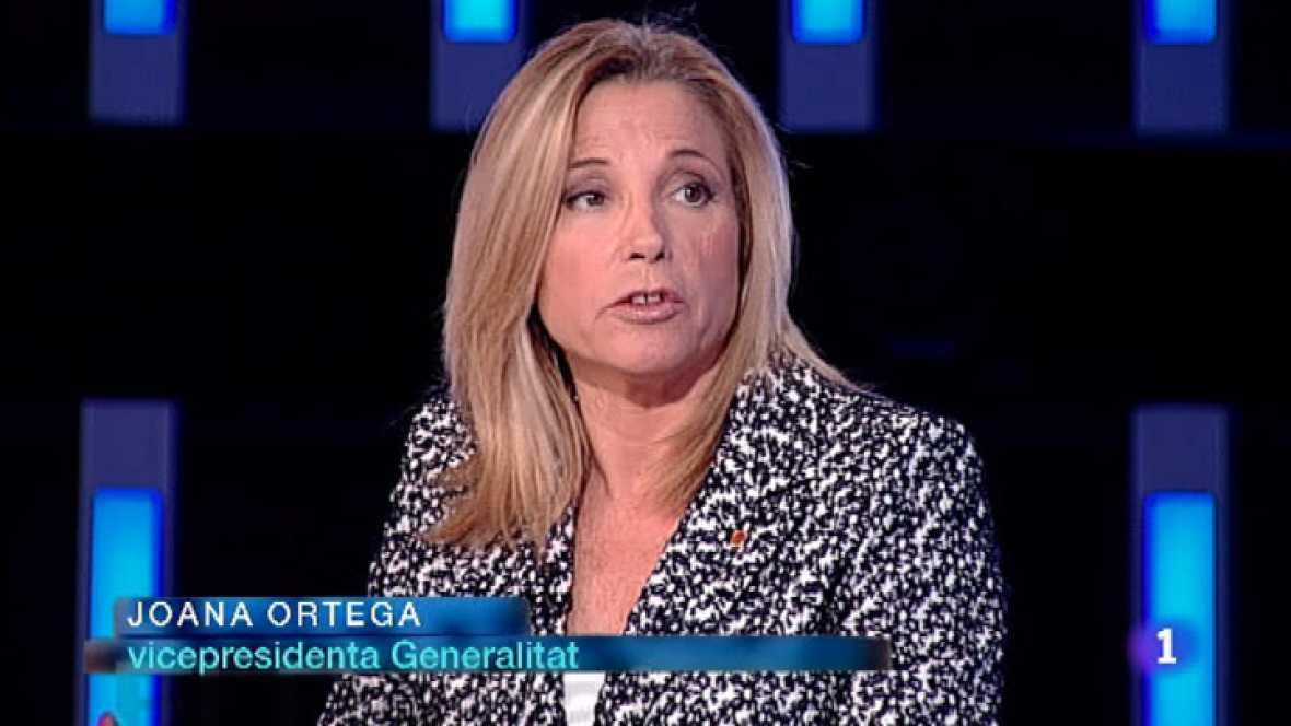 El debat de La1 - Entrevista a Joana Ortega