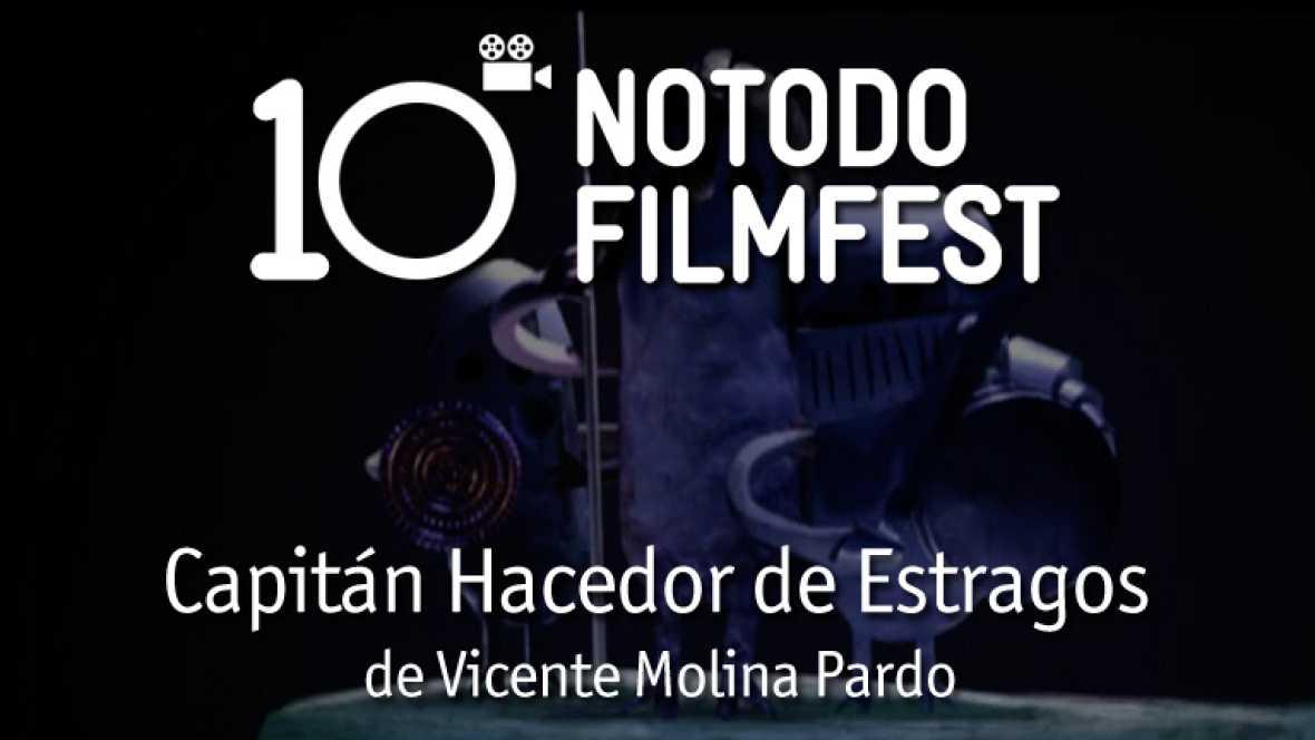 Capitán hacedor de estragos - Vicente Molina Pardo (2010)
