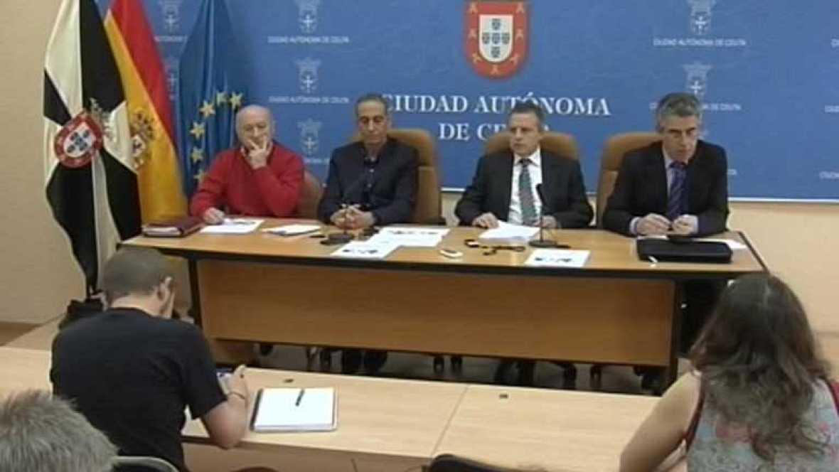 Noticias de Ceuta - 18/05/12