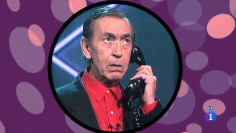 Resultado de imagen de fotos del comico Gila hablando por telefono