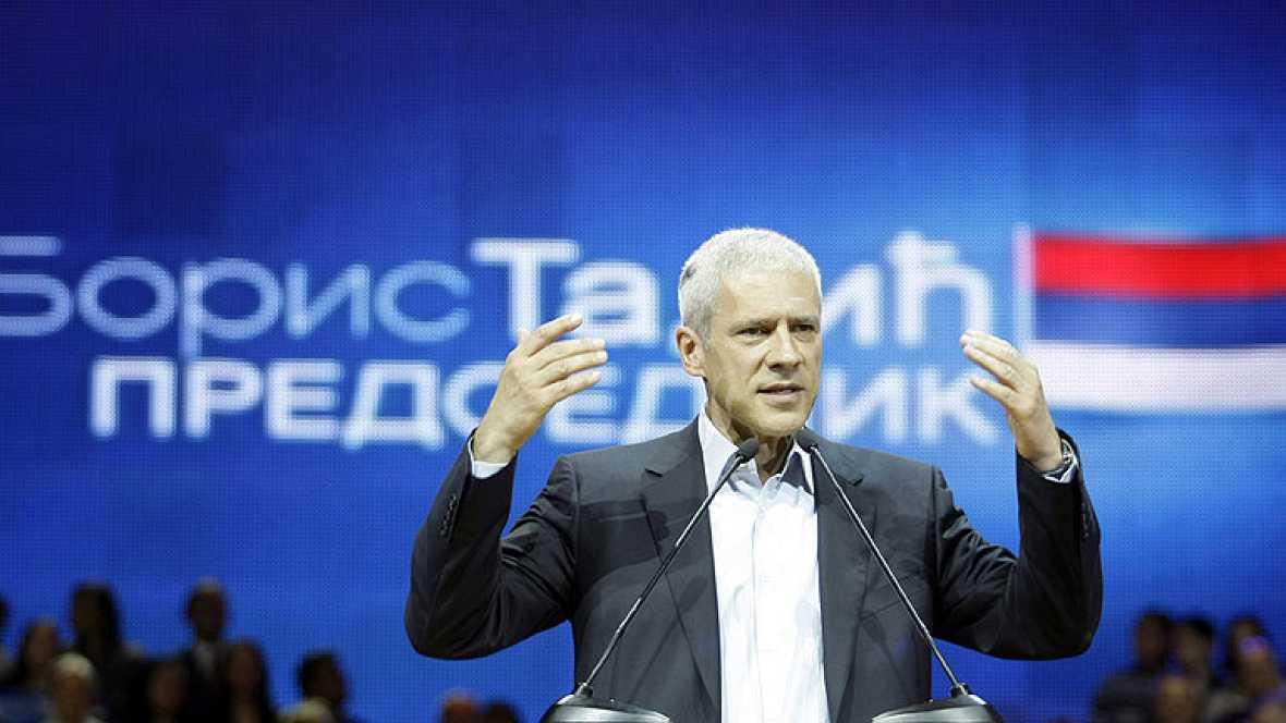 Serbia celebra este domingo la segunda vuelta de las presidenciales