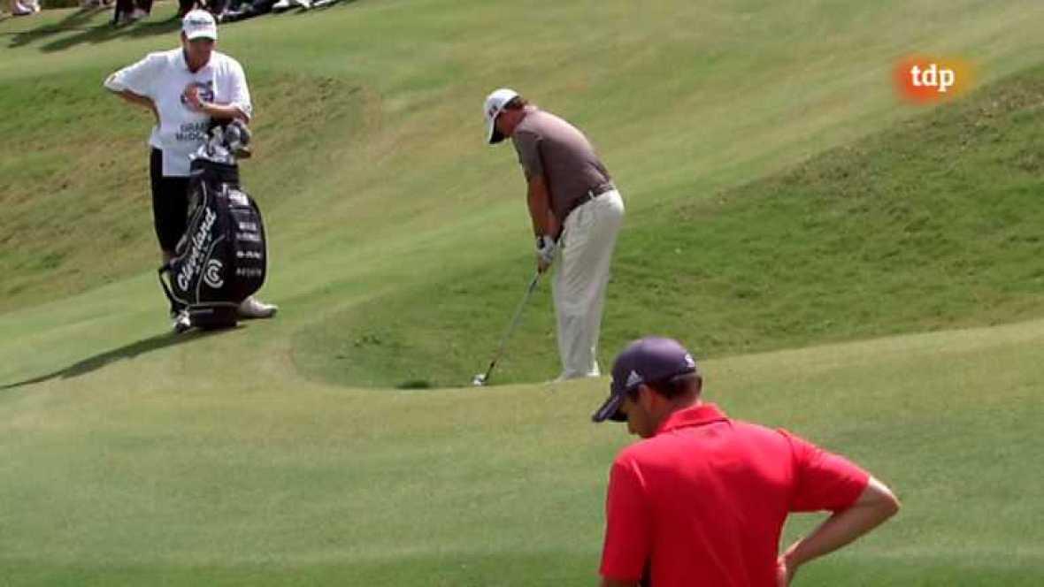 Golf - Volvo World Match Play - 20/05/12 - Ver ahora