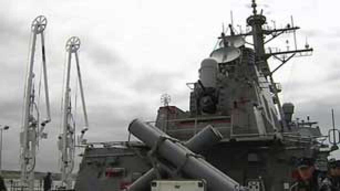 La OTAN  va a declarar la capacidad operativa inicial del escudo antimisiles para Europa