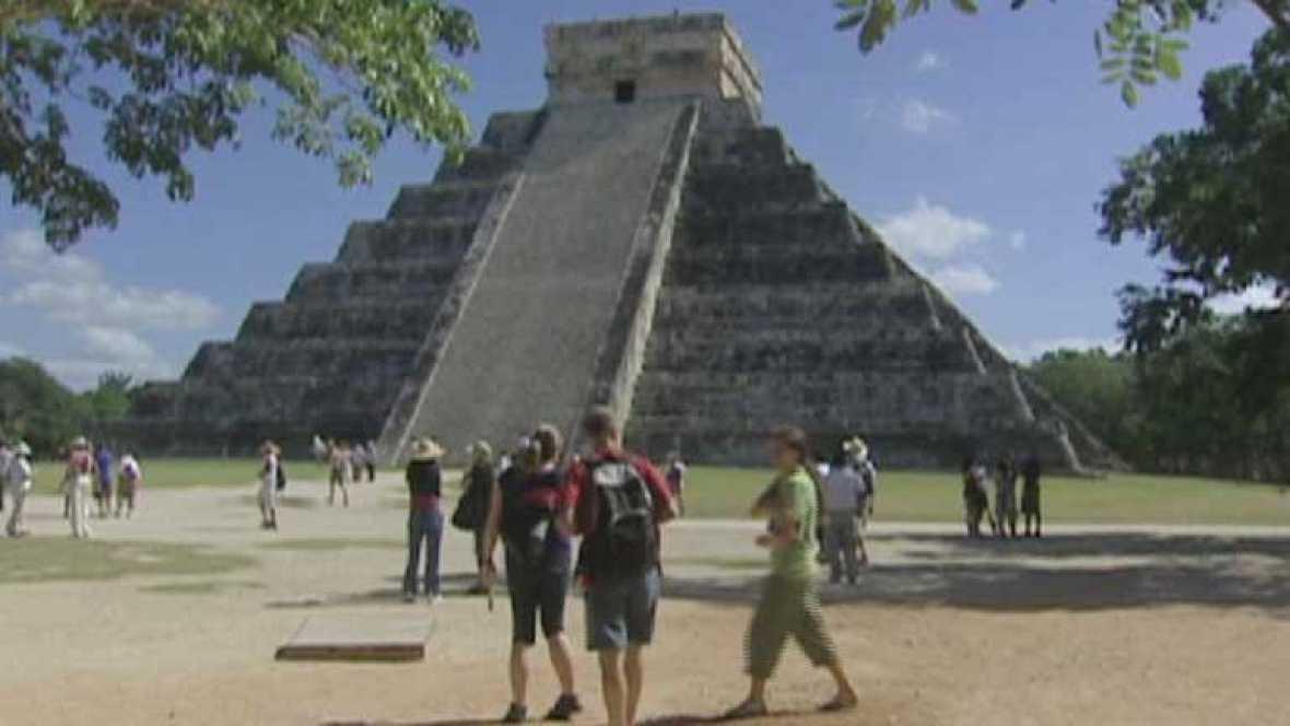 Descubren en Guatemala un mural maya que desmonta la profecía del fin del mundo