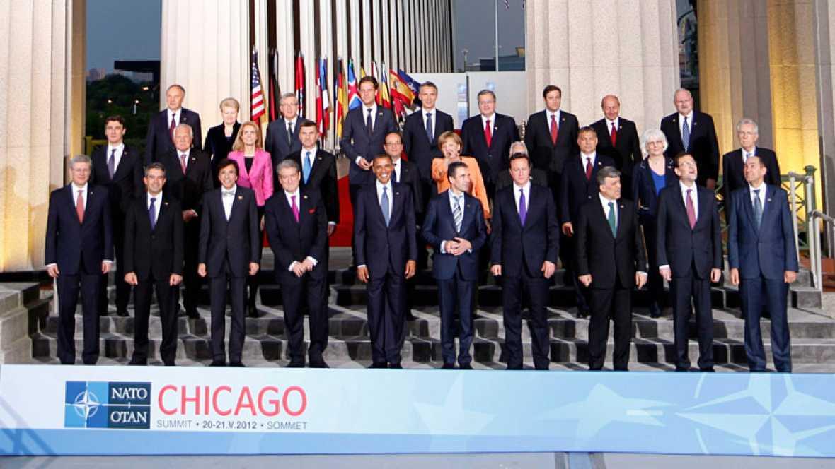 Afganistán centra la agenda de la OTAN en la cumbre de Chicago