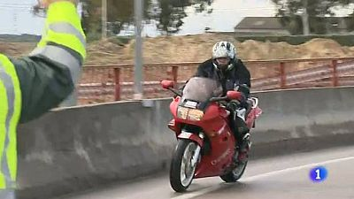 Campaña especial para reducir los accidentes de motos