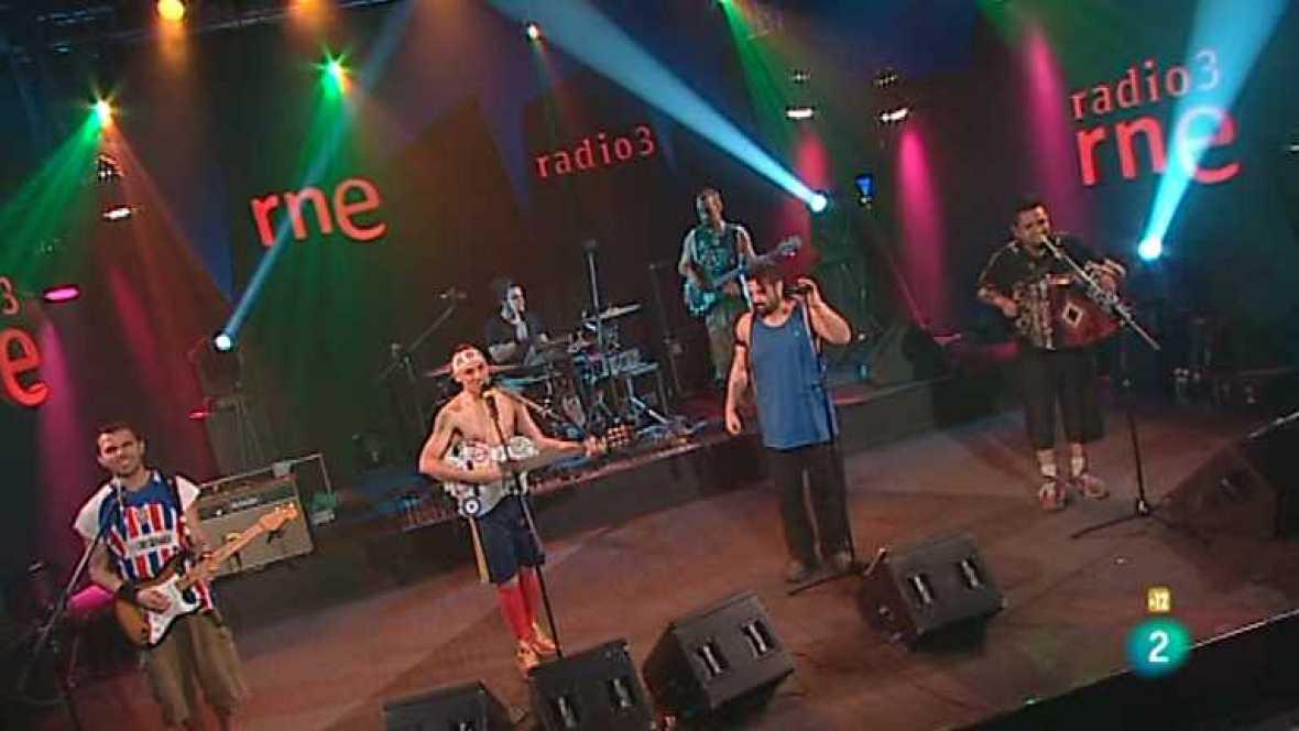 Los conciertos de Radio 3 - Che Sudaka - Ver ahora