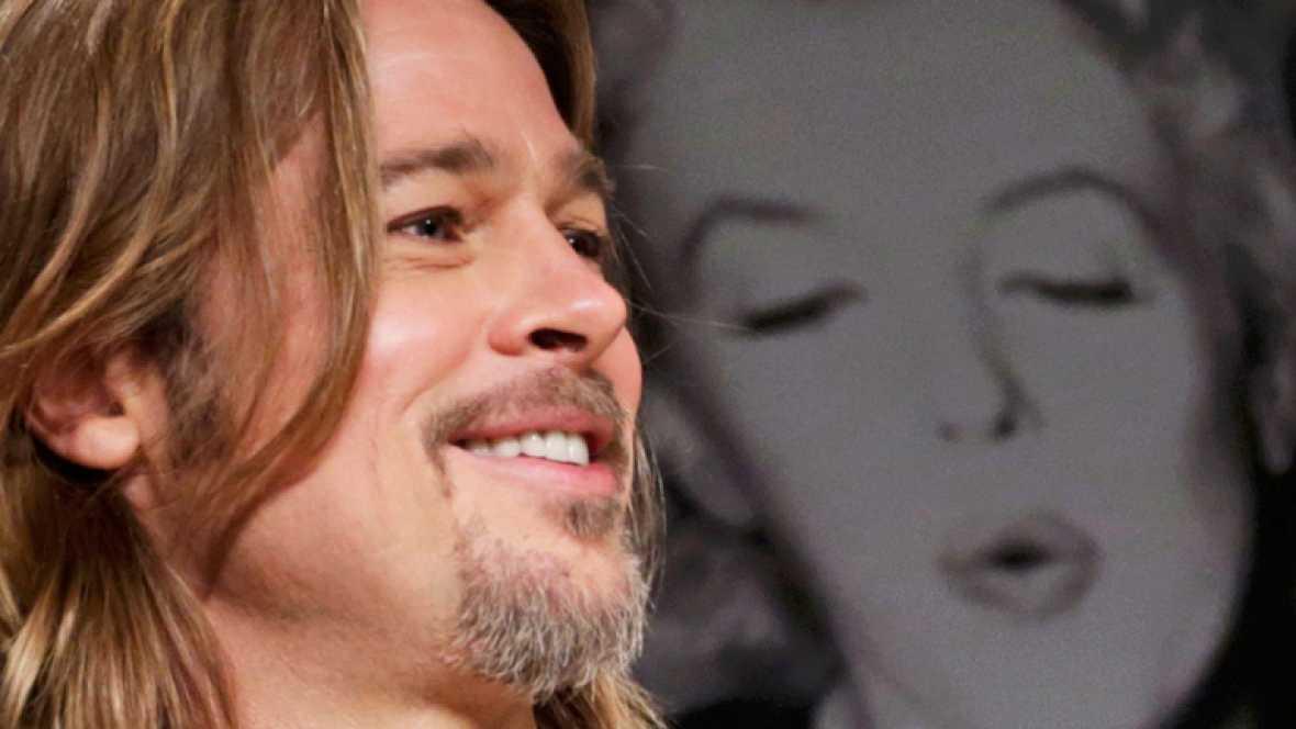 Brad Pitt revoluciona Cannes
