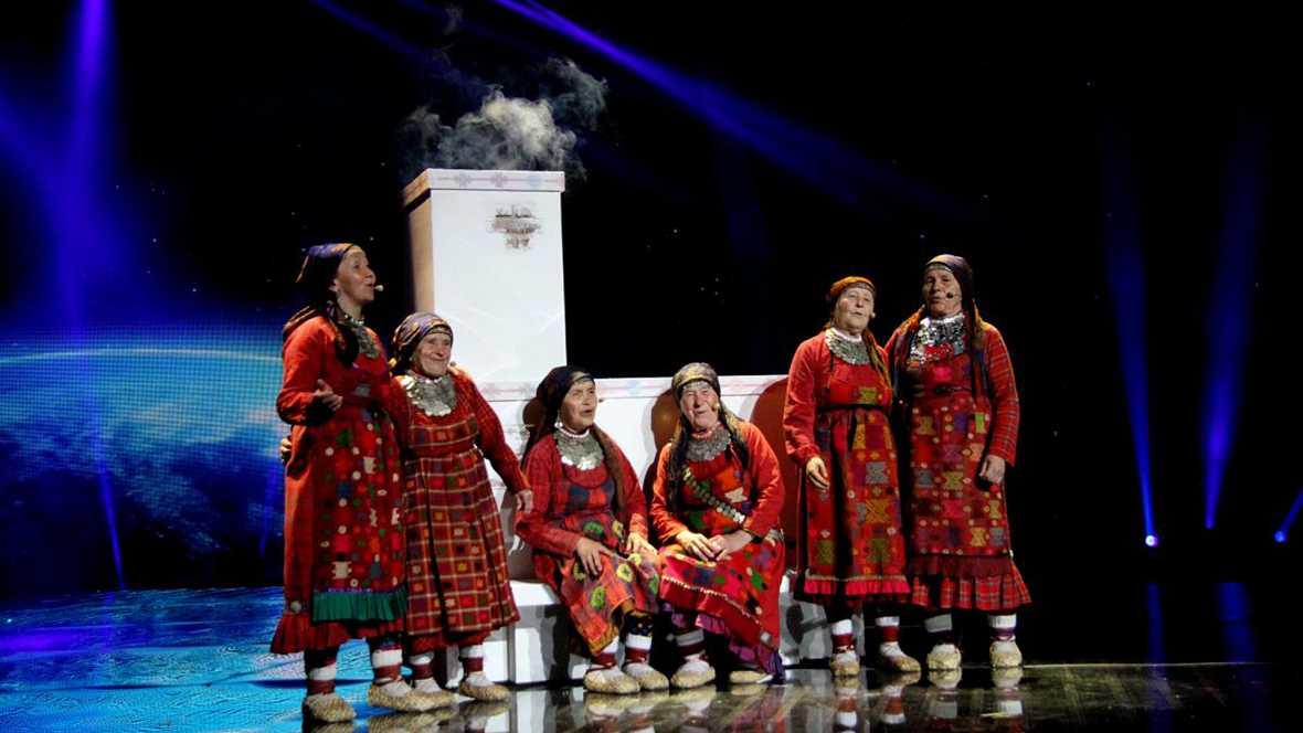 Festival de Eurovisión - Primera semifinal - Ver ahora