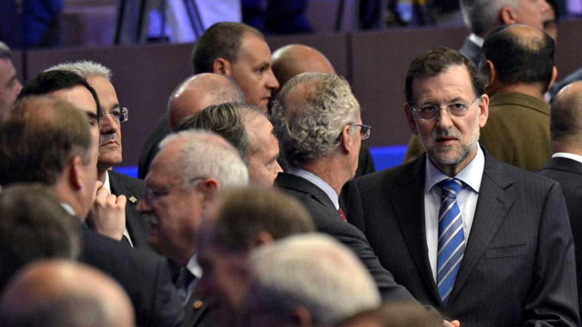 Rajoy defenderá en París y Bruselas que el BCE priorice la estabilidad y relaje la deuda