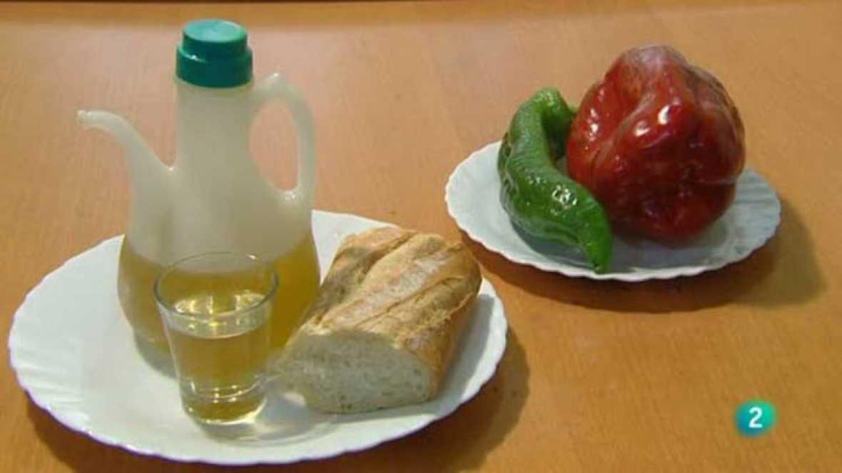 Para todos La 2 - Nutrición -  El gazpacho