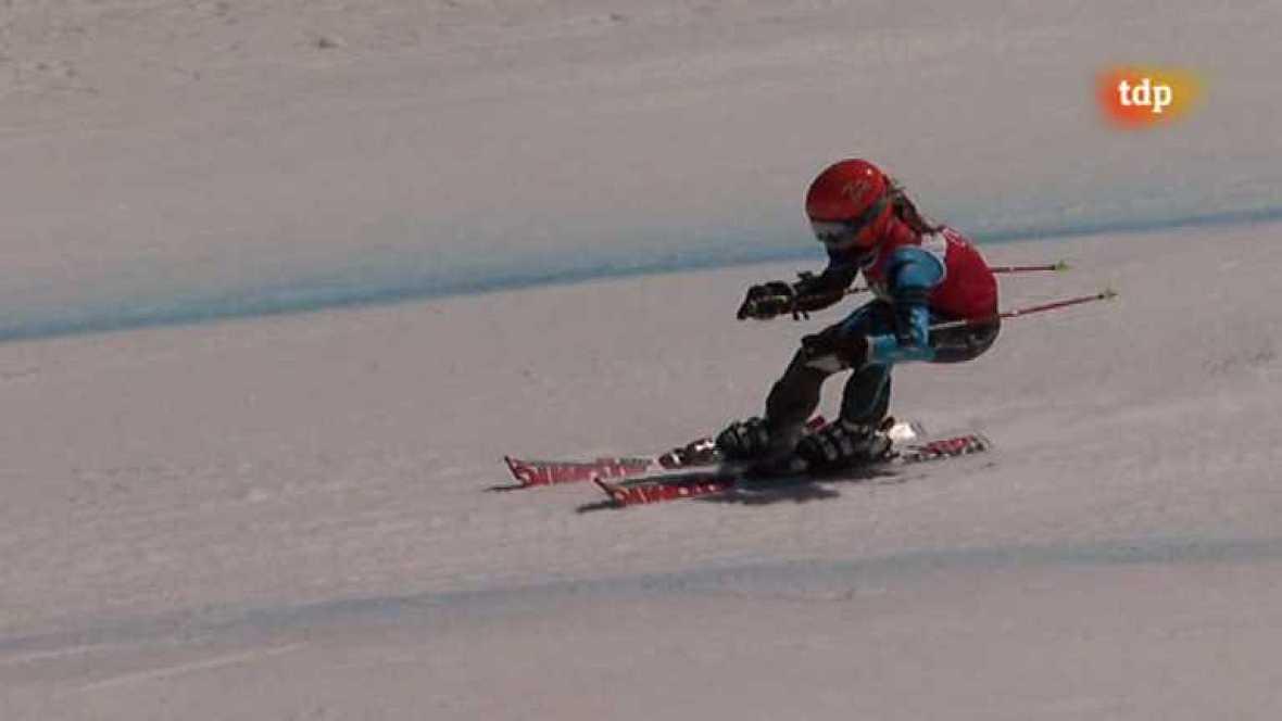 Esquí alpino - Audi Quattro Cup - 8ª prueba - 23/05/12 - ver ahora
