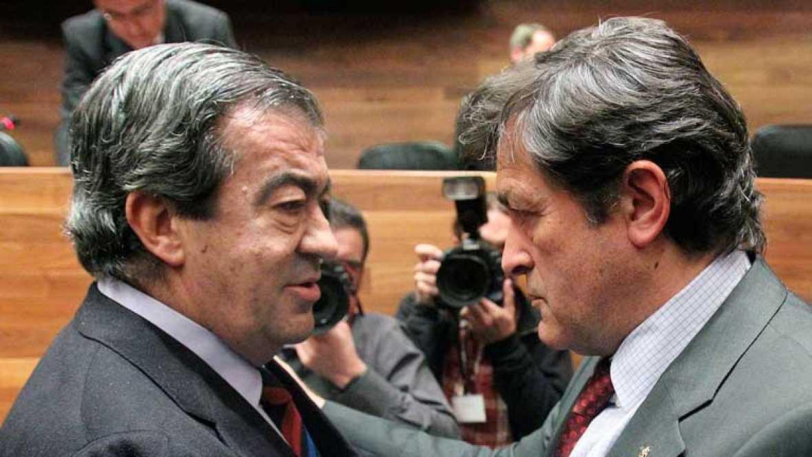 Javier Fernández elegido nuevo presidente del Principado de Asturias