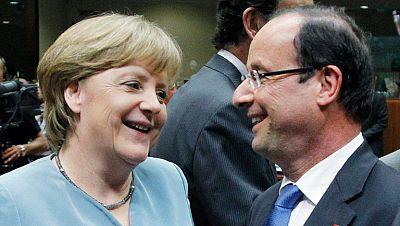 Los eurobonos centran el Consejo Europeo