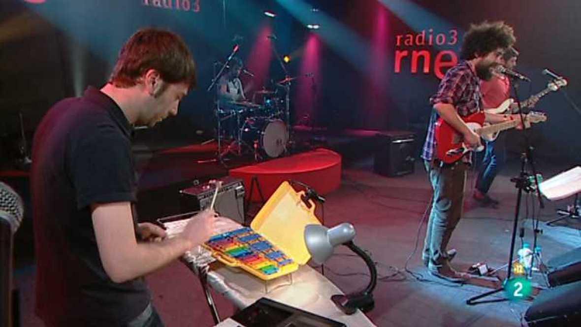 Los conciertos de Radio 3 - Manos de topo - Ver ahora